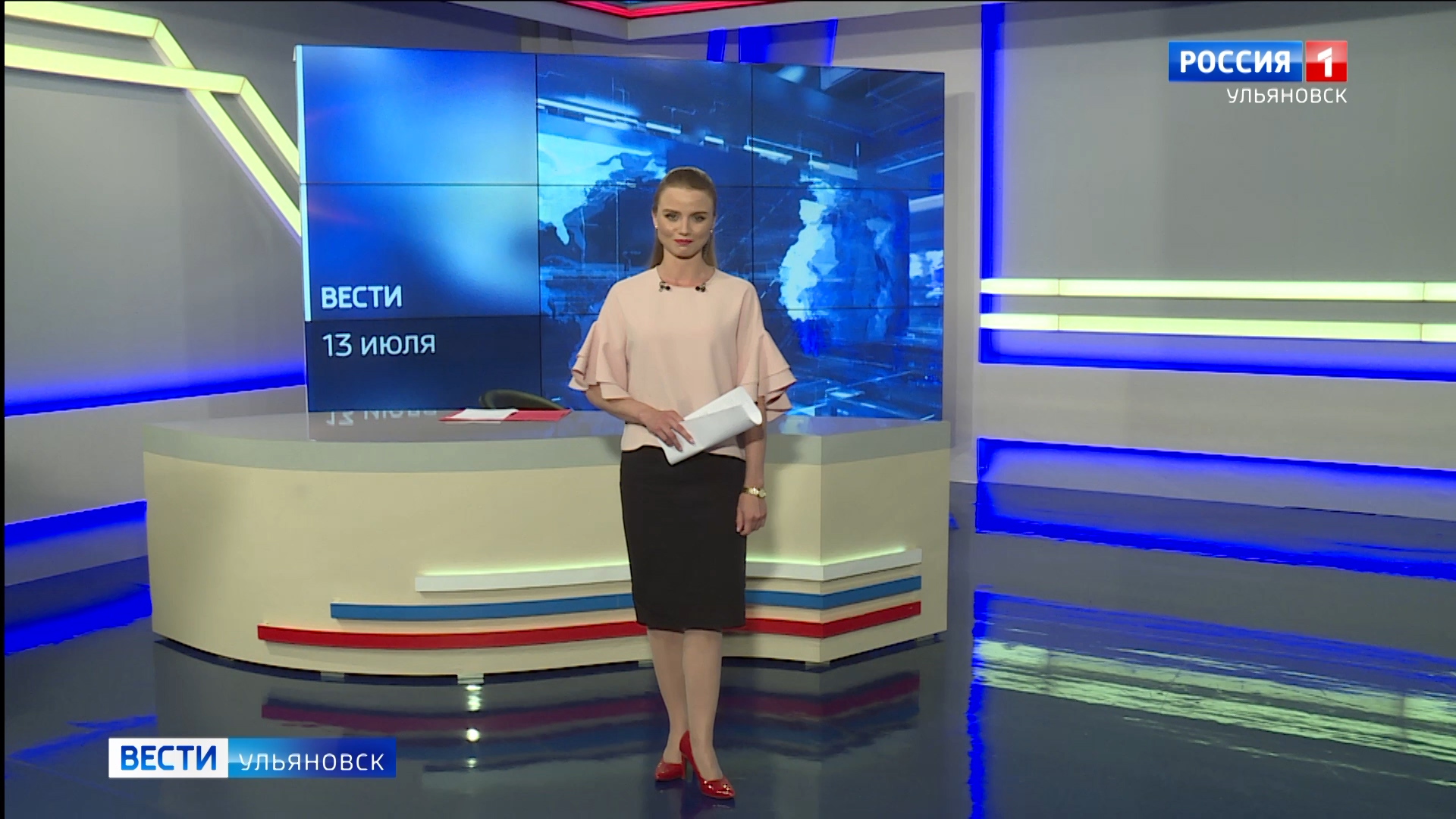 """""""Вести-Ульяновск"""" – 13.07.20 – 9.00"""
