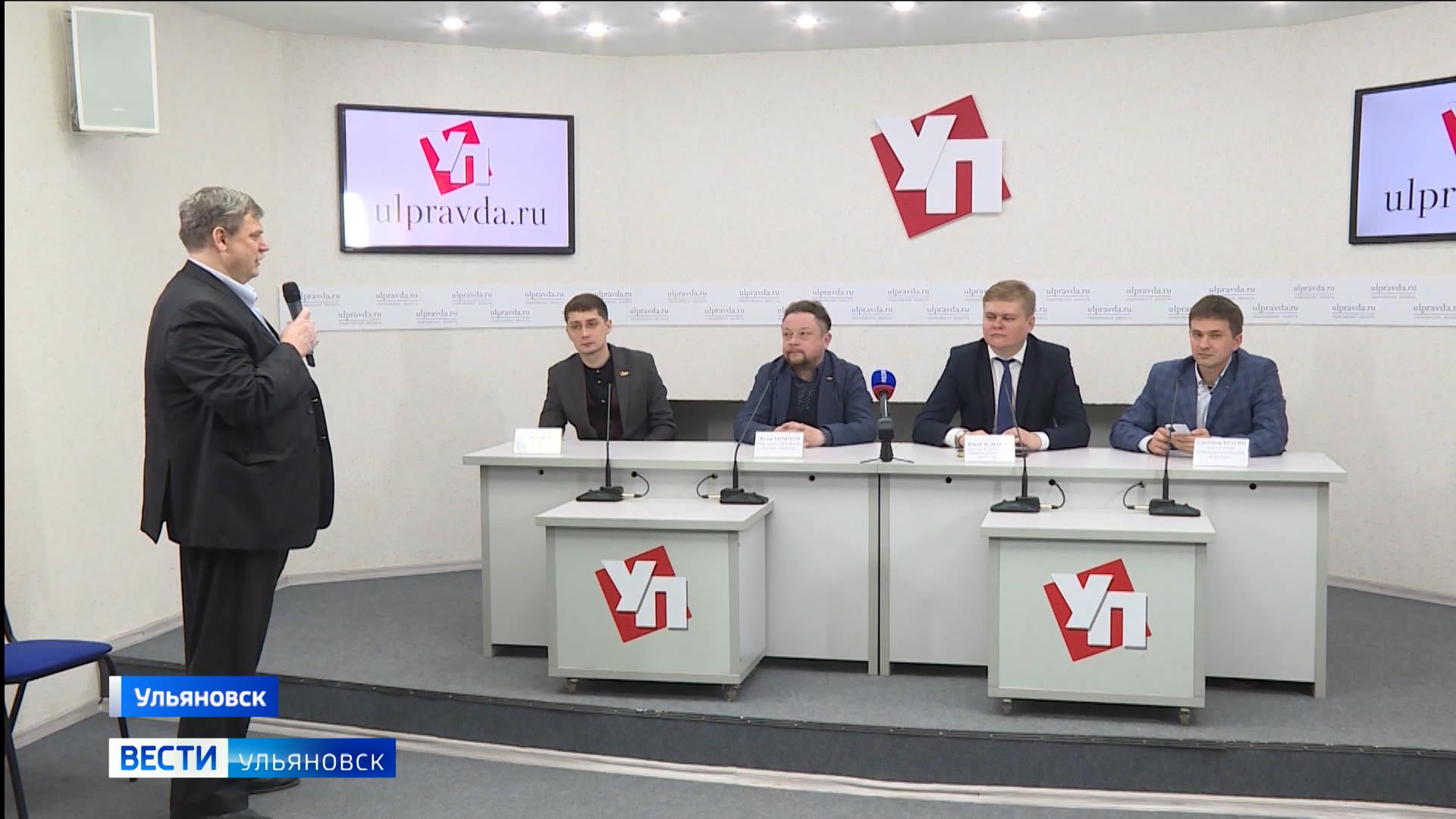 В регион прибыл член бюро президиума политсовета партии «Родина» Фёдор Бирюков