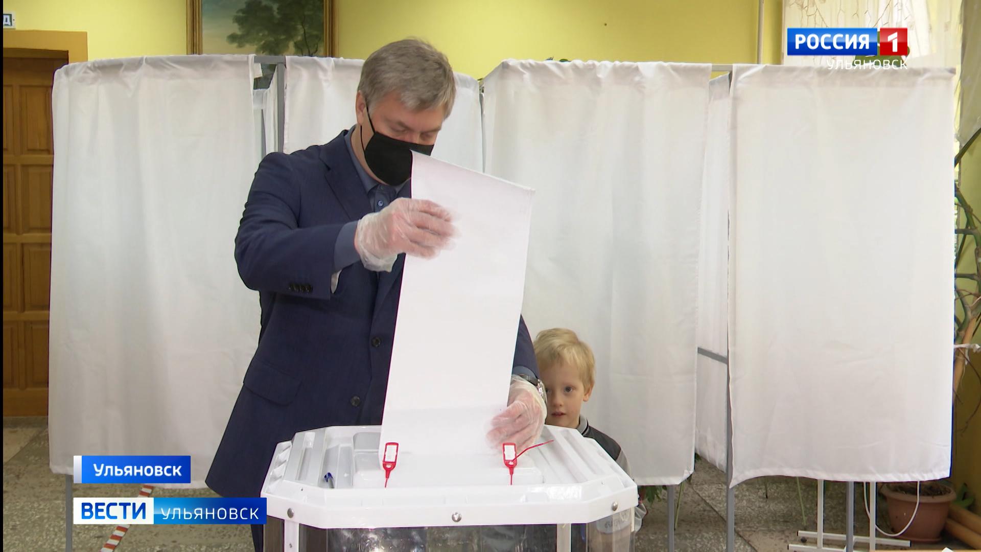 Русских голосует!