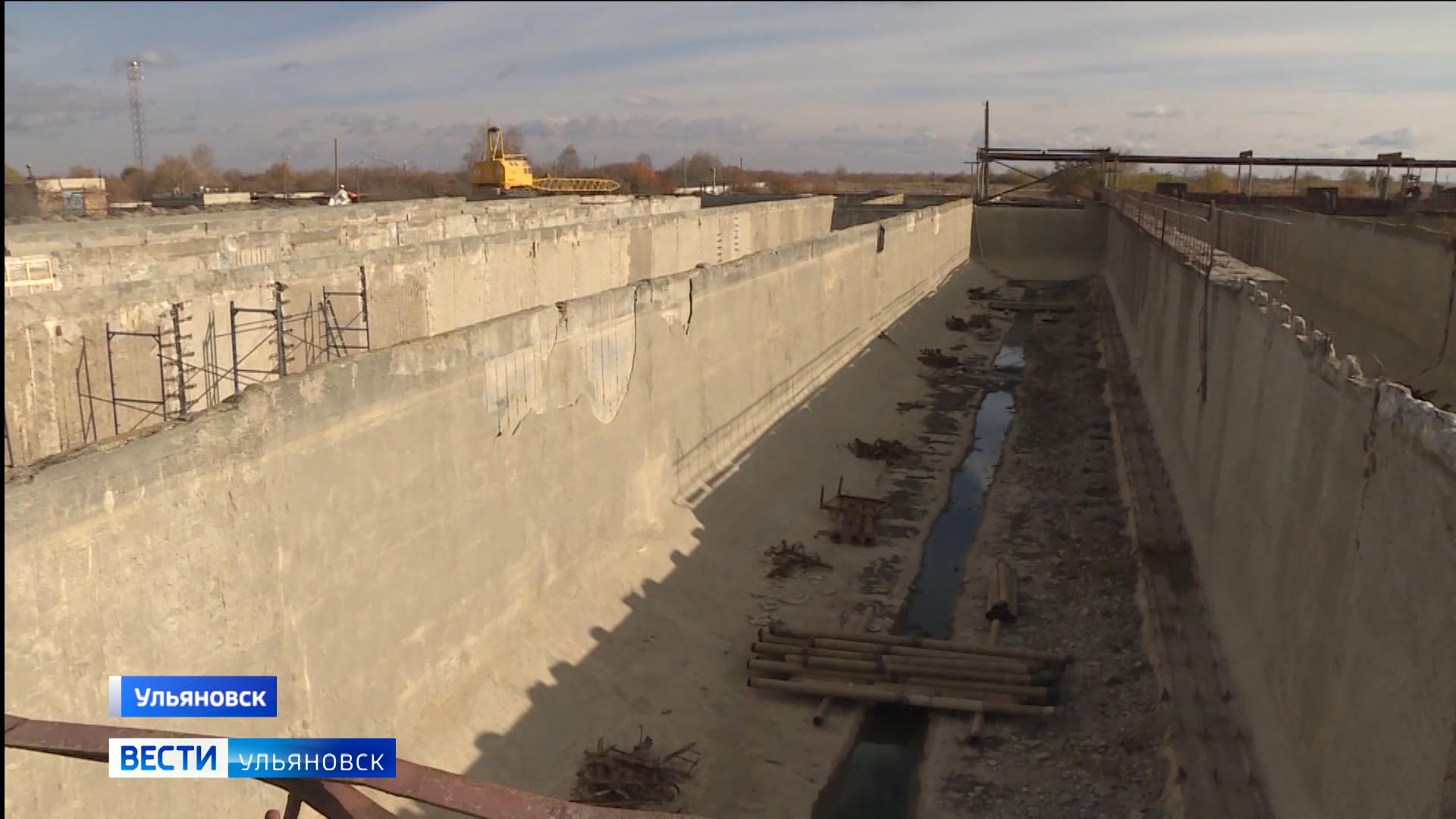 В Ульяновске продолжается реализация национального проекта «Экология»